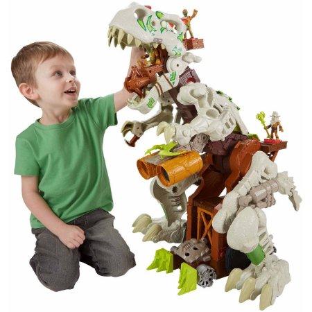 Fisher-Price Imaginext Ultra T-Rex - $50 + FS from Walmart