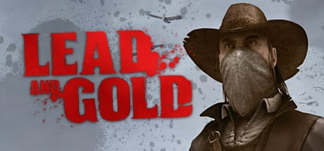Lead and Gold: Gangs of the Wild West (PC Digital Download)  Free (Twitter Req.)