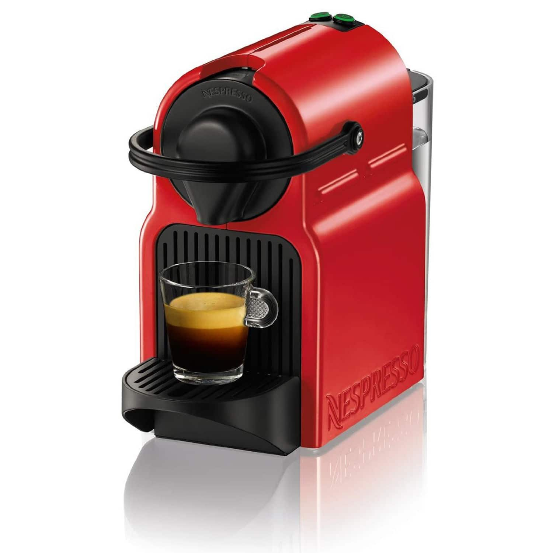 Nespresso Inissia Espresso Coffee Maker (Red, Titan or Black)  $75 + Free S/H