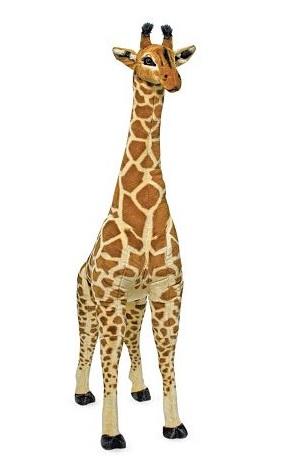 """Kohls Cardholders: Melissa & Doug 60"""" Giraffe + $10 Kohls Cash  $50 & More"""
