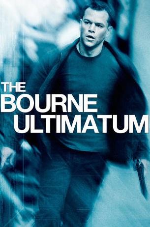 The Bourne Ultimatum FREE Digital HD