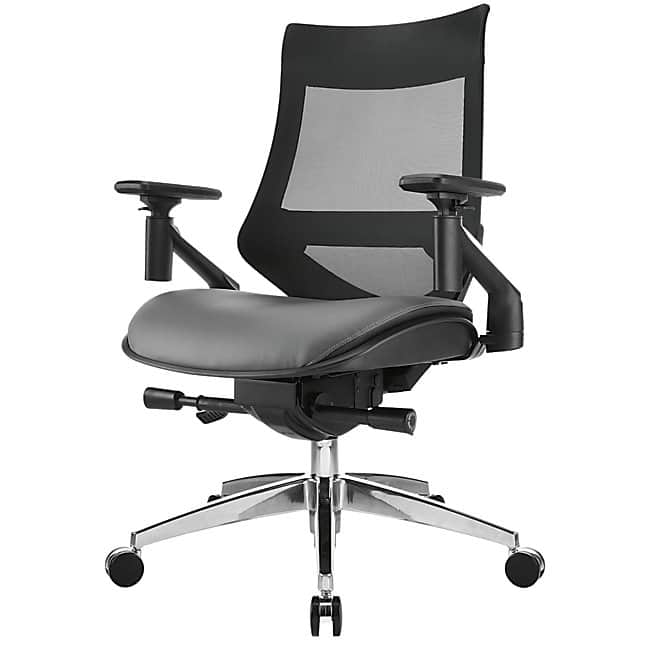 WorkPro 1500 Series Bonded Leather Chair  $165 & More + Free Store Pickup