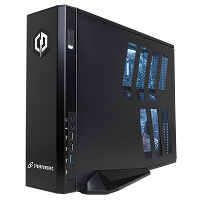 CyberpowerPC Zeus Mini EVO i7-6700K, 16GB DDR4, 480GB SSD, Liquid Cooling, EVGA GTX 1070, Mech Keyboard, Headset @ $1268.25 with F/S