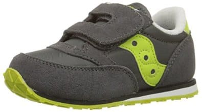 Boys' Toddler Saucony Jazz Hook & Loop Sneaker (various sizes)  $15