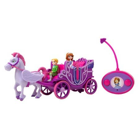 Disney Sofia the First Royal Carriage Remote-Control Vehicle $11.24 Target