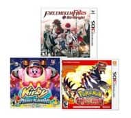 Buy 1 Get 1 50% Off Select 3DS Games + Stacks with GCU: Mario Kart 7 + Super Mario 3D Land $35.99, Fire Emblem Fates: Birthright + Fire Emblem Fates: Conquest $47.99 & More