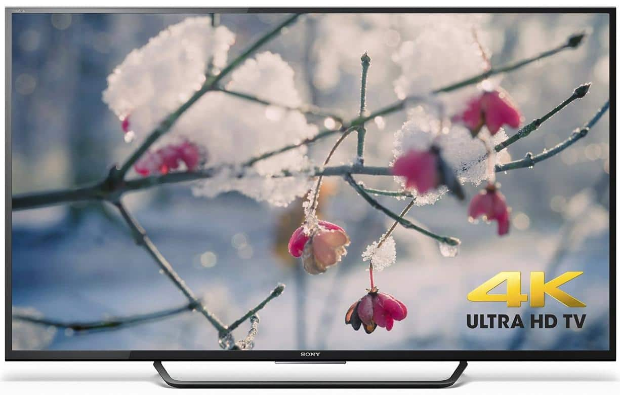 "65"" Sony XBR-65X810C 120Hz 4K Ultra HD Smart LED HDTV  $1100 + Free Shipping"