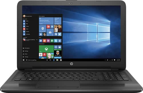 "HP 15.6"" Touchscreen Laptop: AMD A10, 1TB, 6GB Memory, Win 10  $280 + Free Store Pickup"
