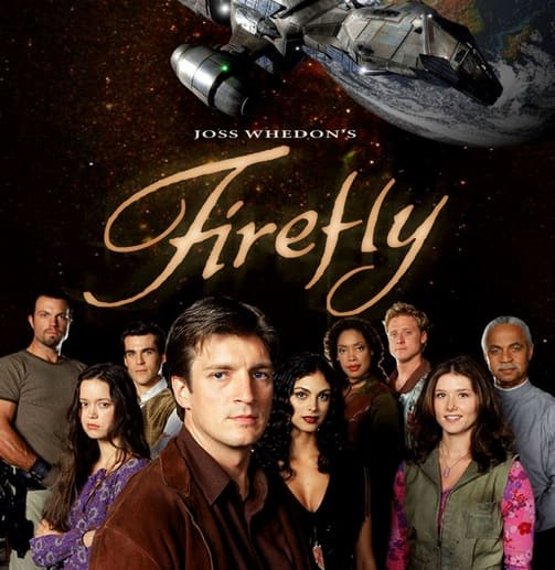 Firefly: The Complete Series (Digital HD Download)  $10