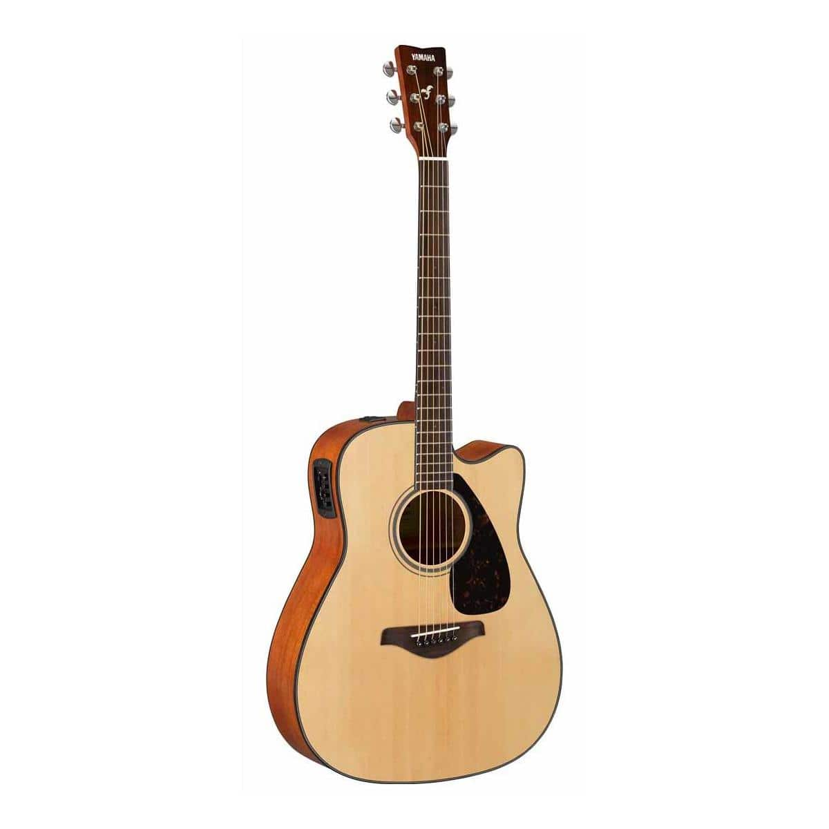 Yamaha FGX800C Traditional Western Cutaway Acoustic/Electric Guitar (Natural) $219.99 + Free Shipping *Back & Cheaper*