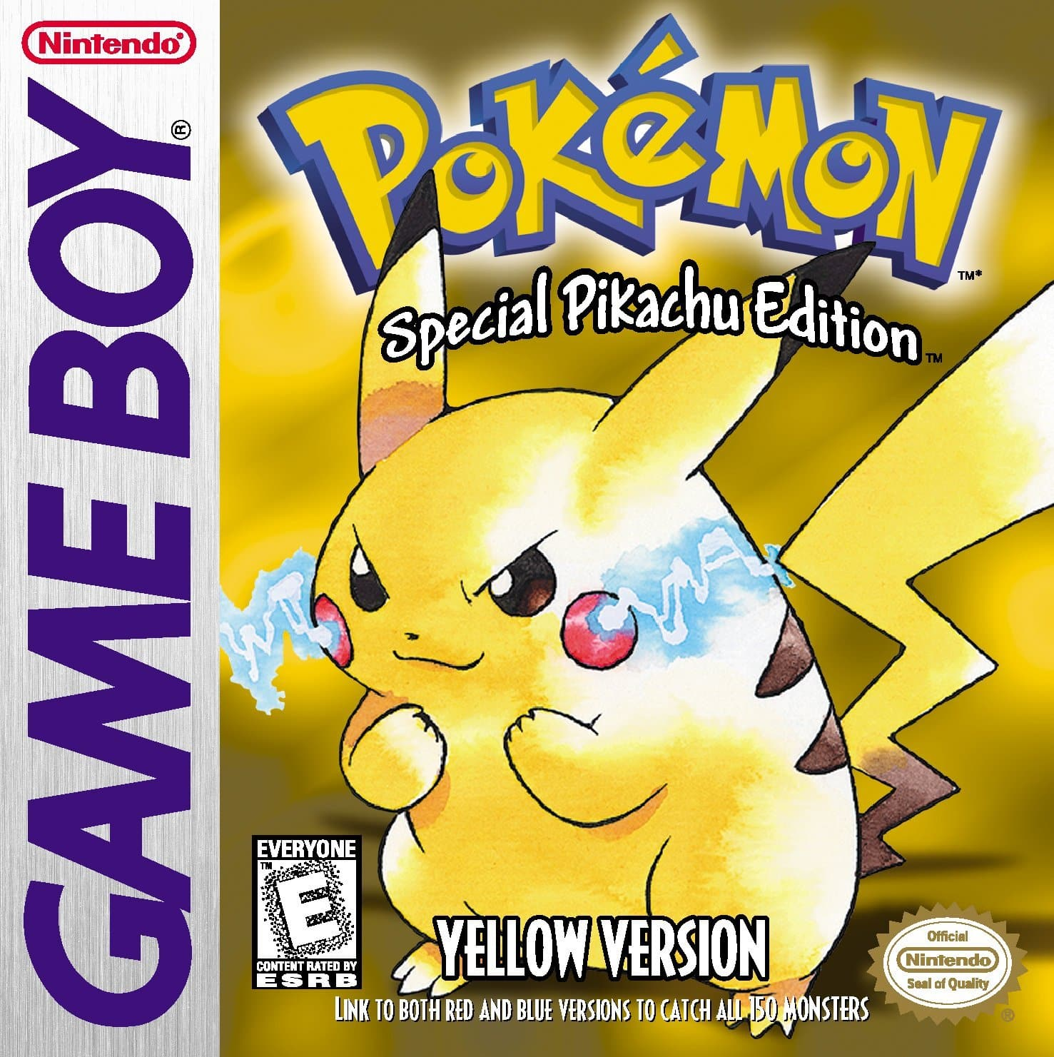 Pokemon Yellow, Red or Blue Version 3DS Digital Download Code $7.99