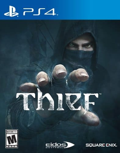PS4 Video Games: Thief  $10 & More