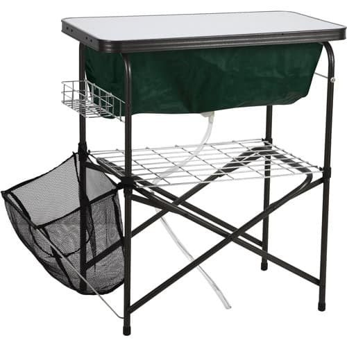 Ozark Trail Easy Clean Up Camp Sink for Outdoor Use $19 + Free Store Pickup ~ Walmart