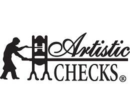 2-Boxes of Personalized Single Checks  $8.85 (Valid for New Customers)
