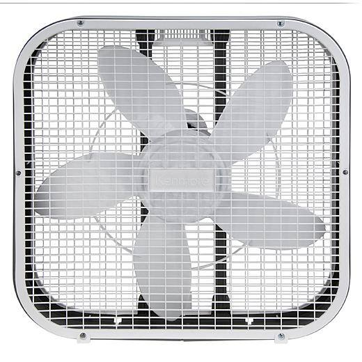 "Kenmore 32002 20"" Box Fan + $10 SYW Points (Points Roll) - $18"