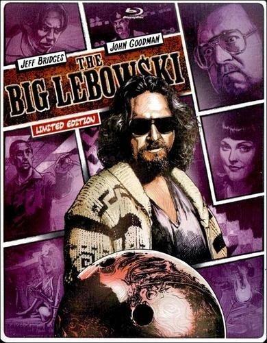 The Big Lebowski Blu-ray DVD Digital Copy Steelbook $7.99 at Best Buy