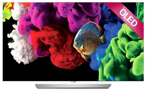 "LG 55"" 4K Ultra HD OLED Smart TV 55EF9500 3D UHD TV with 3D glasses (2pcs) $1,599.99 at Dell.com + FS"