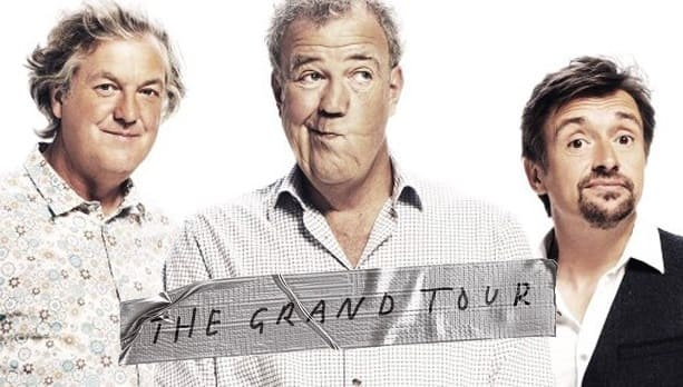 Amazon Original: The Grand Tour Live Taping: Pair of Tickets  Free (Apply for Tickets)
