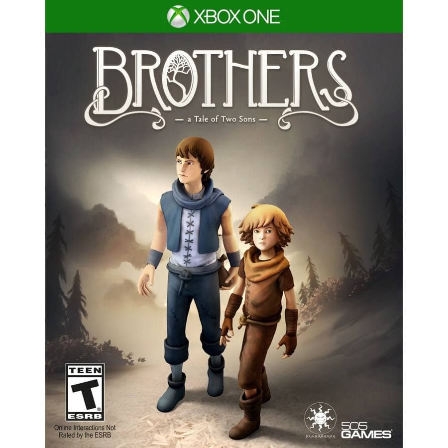 $5 @ Walmart - Brothers: a Tale of Two Sons Xbox One (LOWEST PRICE)