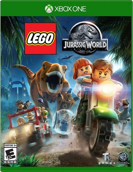 LEGO: Jurassic World (Xbox One)  $16.90