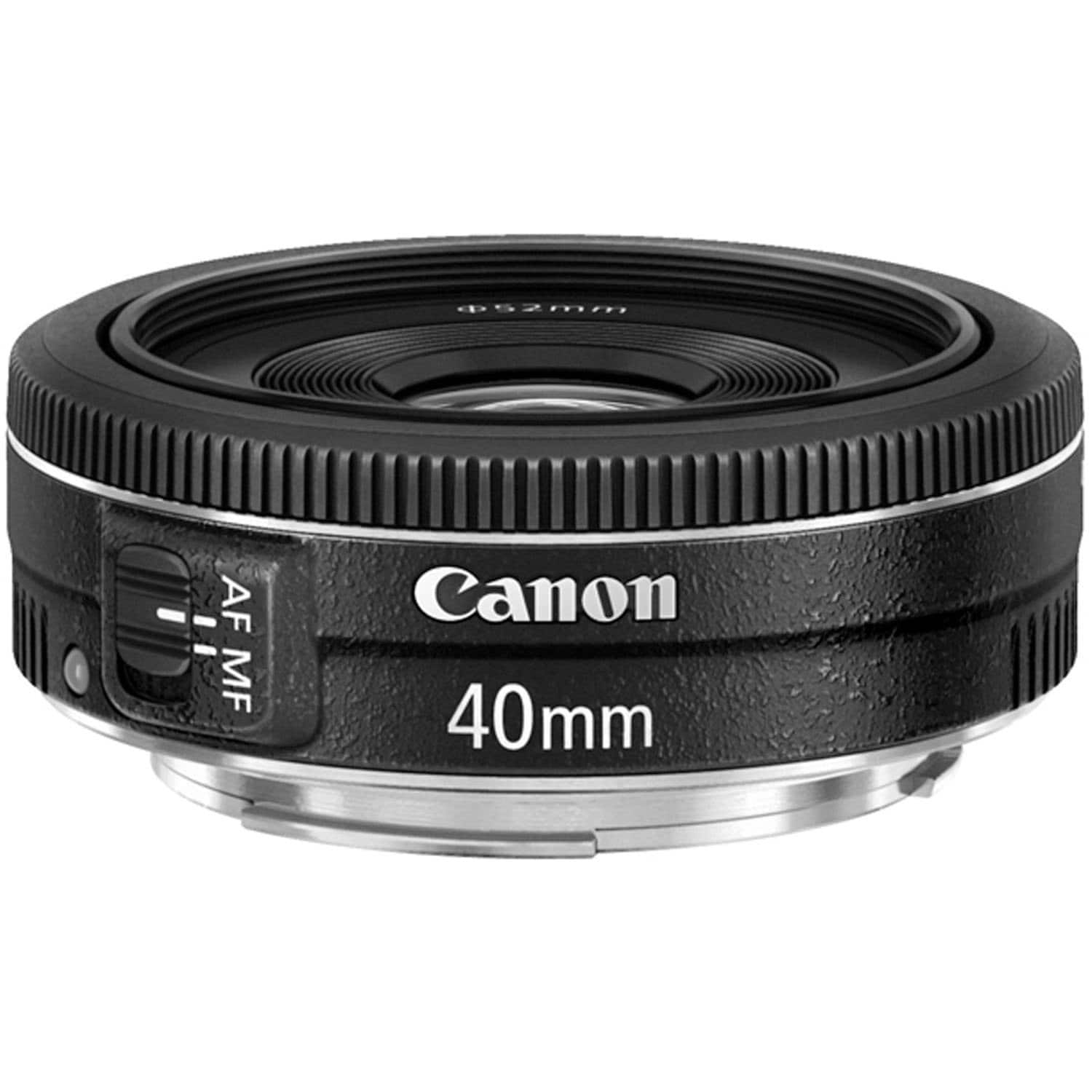 Canon EF 40mm f/2.8 STM Lens (Refurb) + Adhesive Photo Strip  $102 + Free S/H