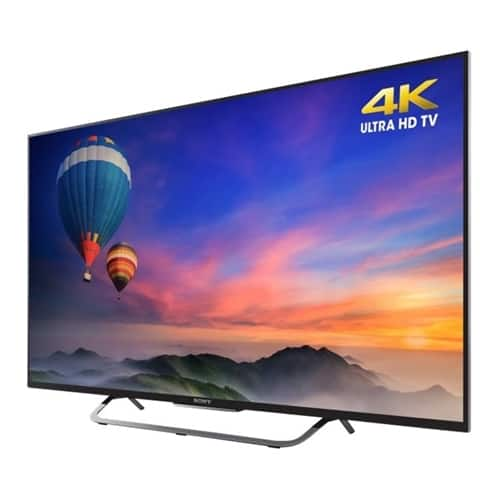 "43"" Sony XBR 43X830C 4K UHD Smart LED HDTV + $300 Dell eGift Card $698 + Free Shipping"
