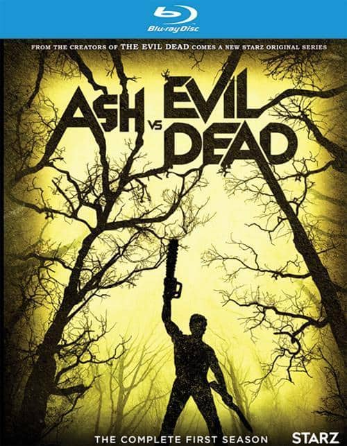 Ash vs Evil Dead The Complete First Season Pre-Order (Blu-ray) $13 Shipped