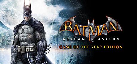 Batman: Arkham Asylum: GOTY (PC Digital Download)  $2