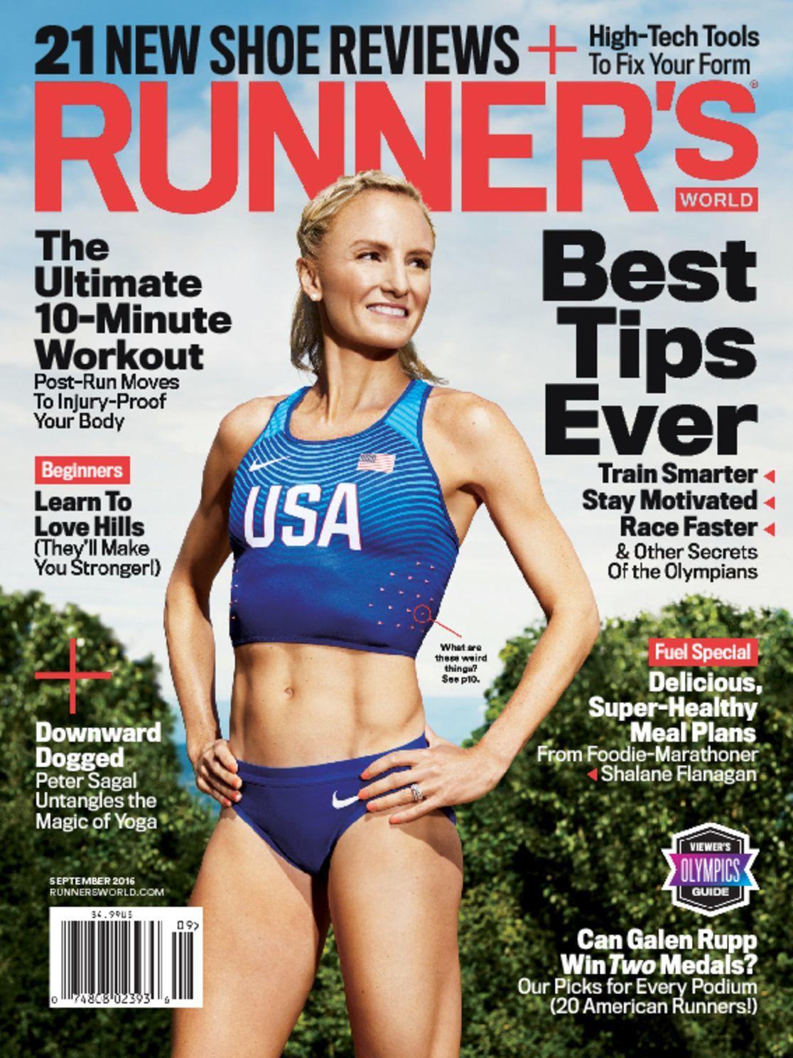 Runner's World Magazine $5.50 per year