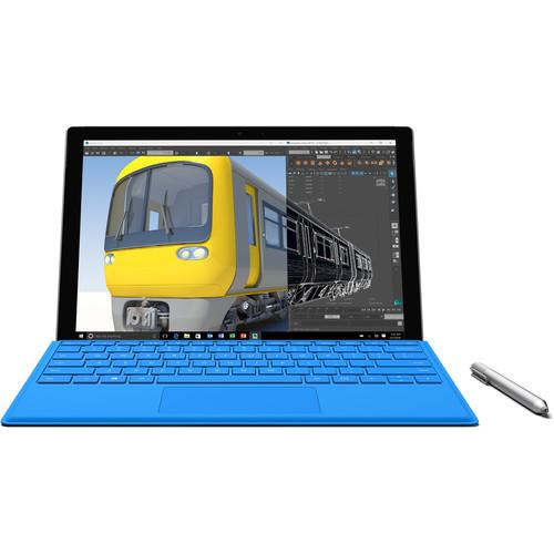 "Microsoft Surface pro 4 tablet: i5 6300U, 12.3"", 8GB RAM , 256 GB SSD, $849, (Student Only) @ B&H Edu site"