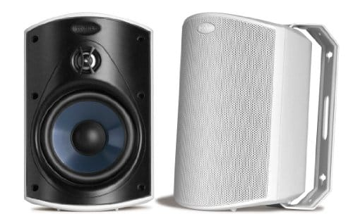 Polk Audio Atrium 4 All-Weather Outdoor Loudspeakers (Pair) $70 after $20 rebate + free shipping