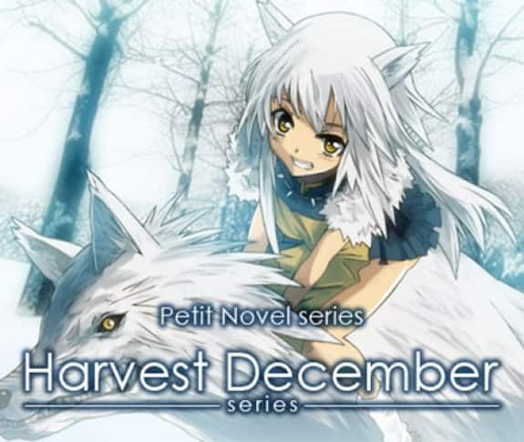 Nintendo 3DS Digital Games: Petit Novel Series: Harvest December  $8 & More