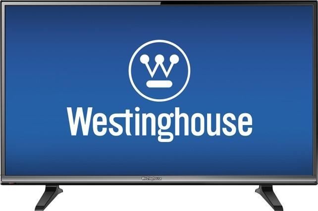 "40"" Westinghouse 1080p LED HDTV  $140 w/ VISA Checkout + Free S/H"