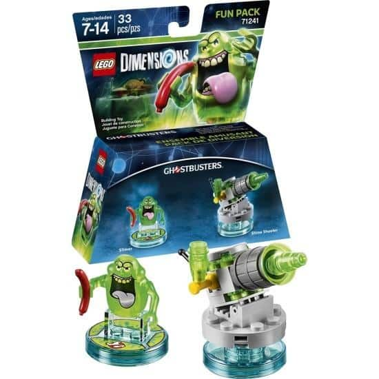 LEGO Dimensions Packs (various): Team Packs $12.50, Fun Packs  $6 or Less & More + Free In-Store Pickup