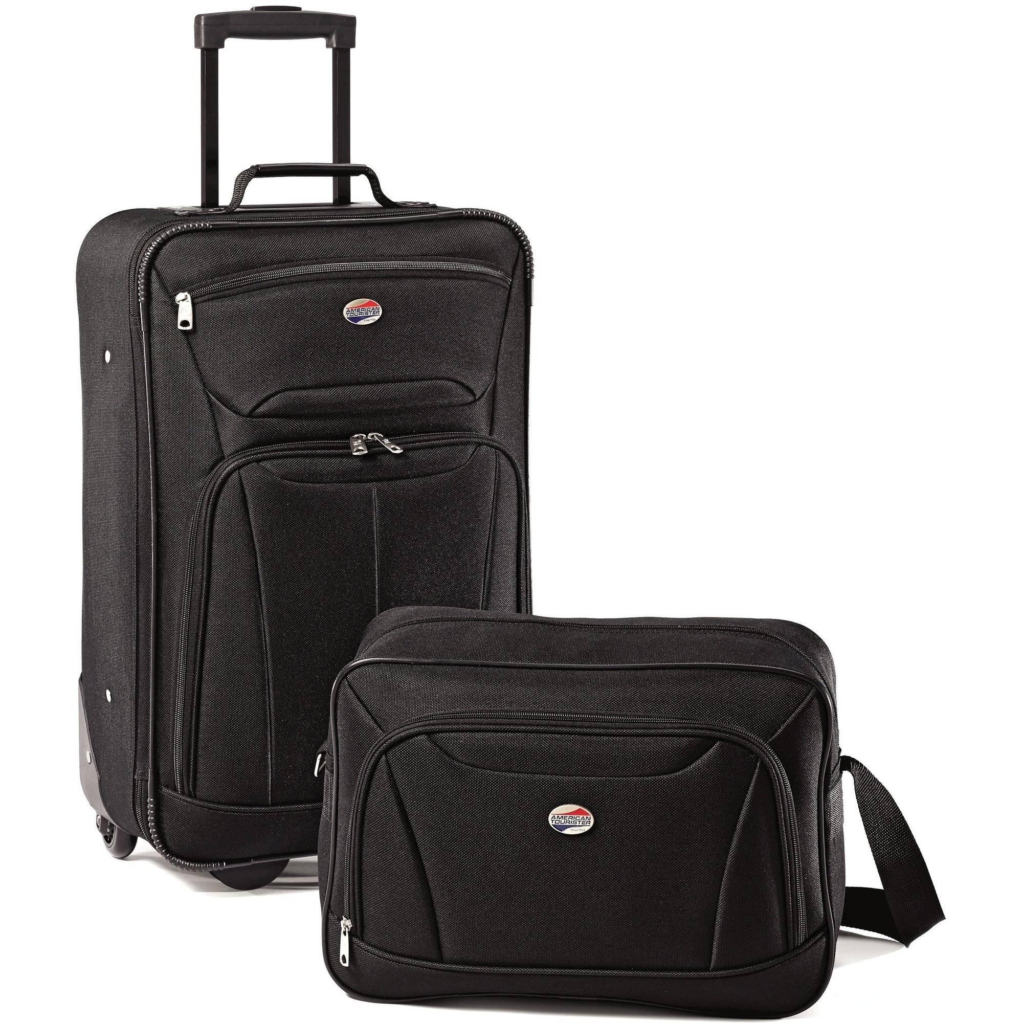 American Tourister Fieldbrook II 2-Piece Luggage Set $29 @ Walmart