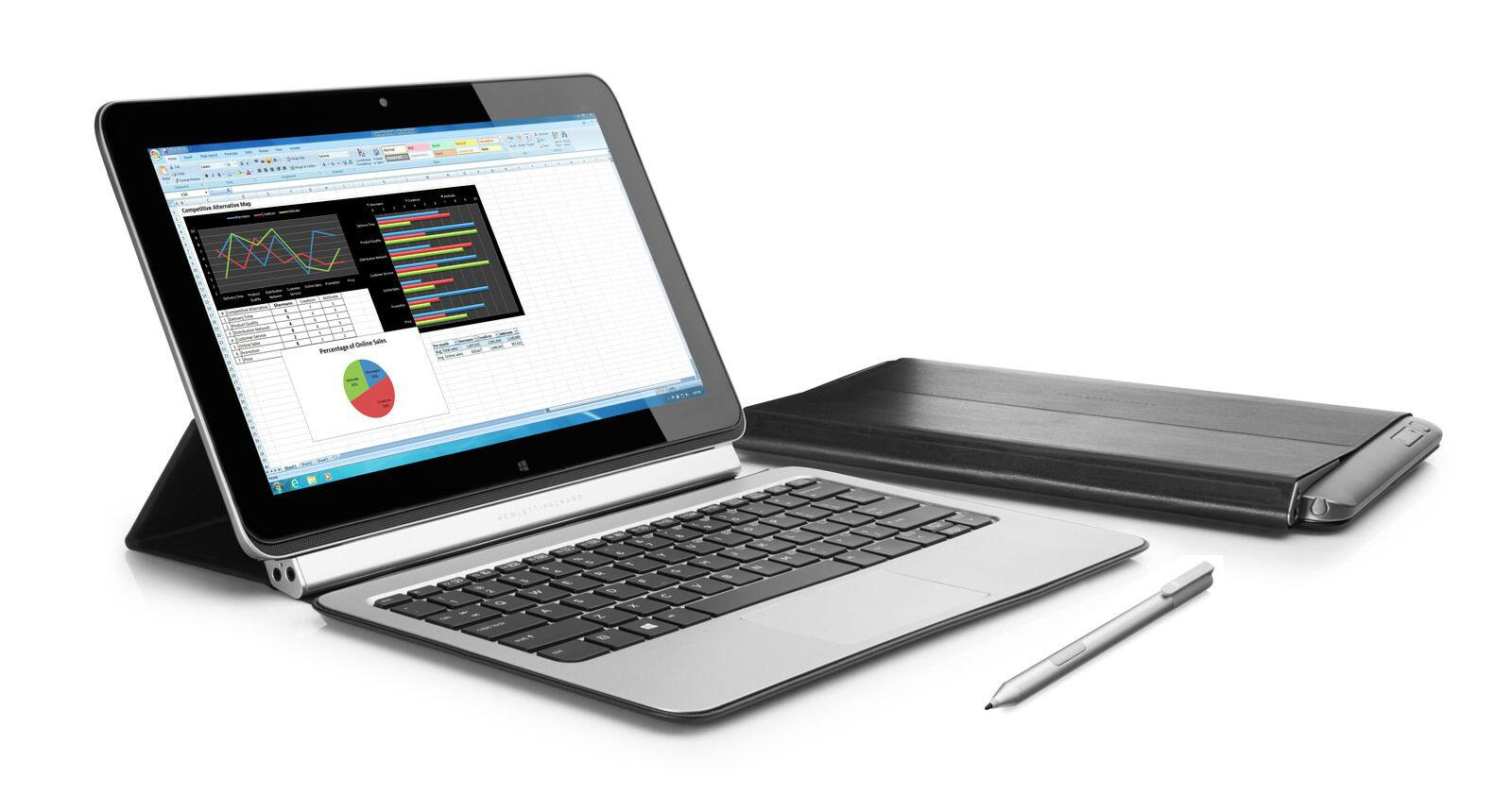"HP Elite X2 G1 11.6"" 1080P IPS Touch, Core M-5Y51, 8GB Ram, 128GB SSD, Travel Keyboard Dock, Win8.1 Pro @ $419 + $15 Gift card, F/S"