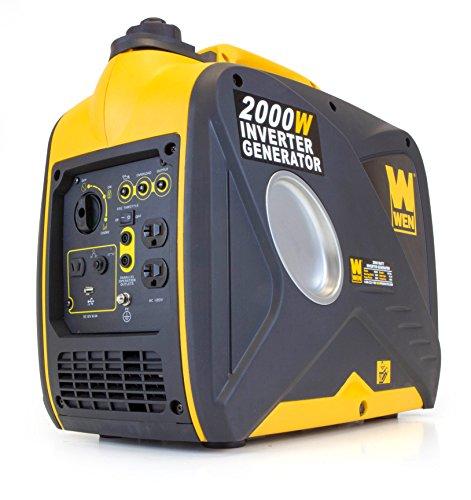WEN 56200i 2000W 4-Stroke Portable Inverter Gas Powered Generator $379.99 + Free Shipping