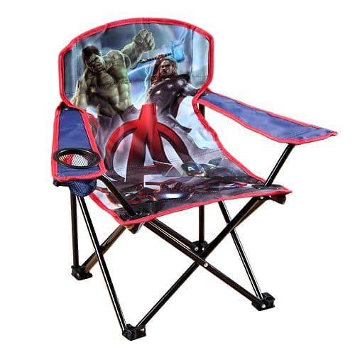 Kohl's Cardholders: Kids' Character Theme Folding Arm Chair  $7 + Free S/H