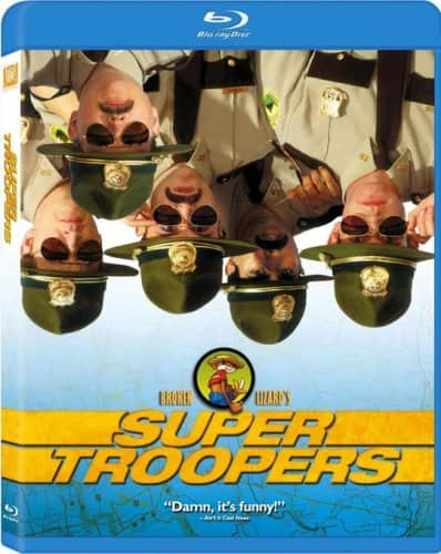 Blu-Ray Movies: Super Troopers, Say Anything  $5 & More