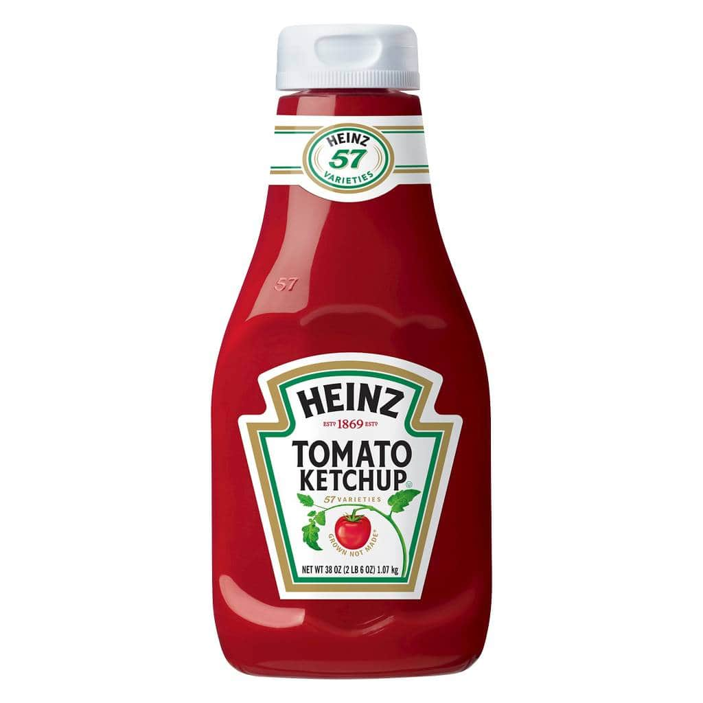 38oz. Heinz Tomato Ketchup  2 for $3 + Free In-Store Pickup