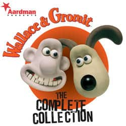 Wallace & Gromit: The Complete Collection (HD)  $4