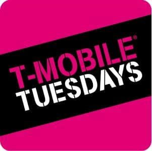 "T-Mobile Tuesday 6th Sept : 6"" Oven Roasted Chicken via Subway, Lyft Credit, Vudu Movie Rental"