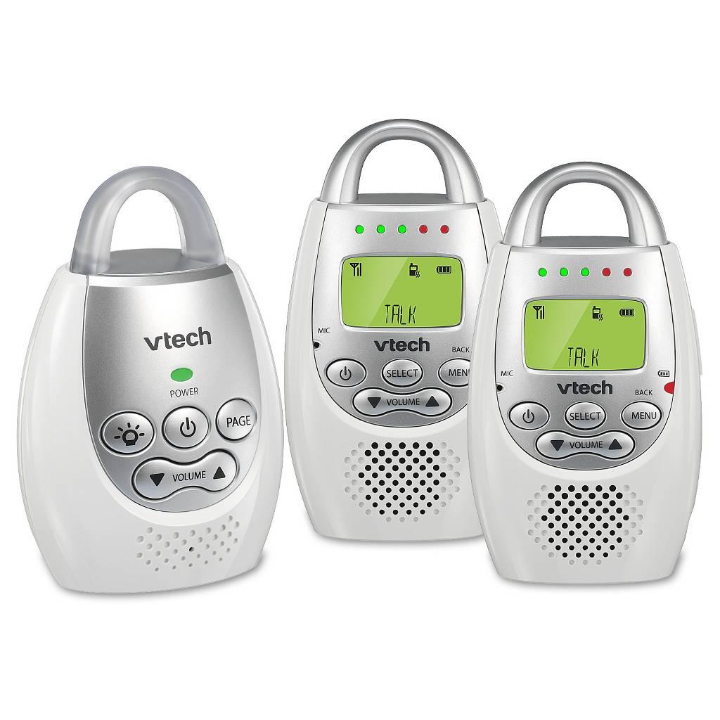 VTech Safe & Sound DM221-2 Parent Digital Audio Baby Monitor  $30 + Free S/H
