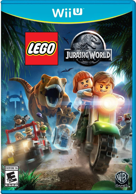 LEGO Jurassic World (Nintendo Wii U)  $11
