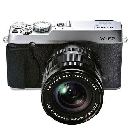 Fujifilm X-E2 16.3MP Camera w/ 18-55mm Lens w/ Accessories  $689 + Free S/H