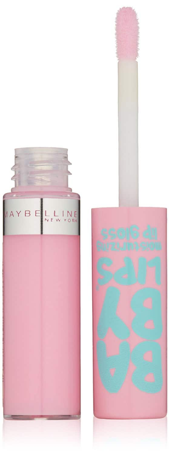 0.18oz. Maybelline New York Baby Lip Gloss (various colors)  $1.80 + Free S/H