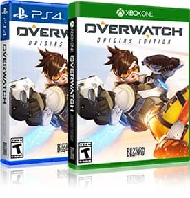 free play overwatch weekend Ps4 xbox one