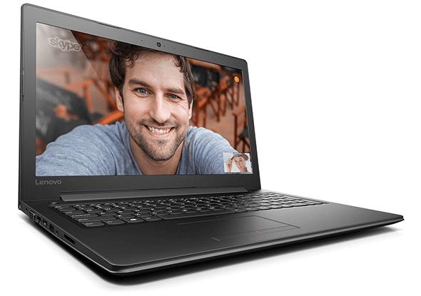 """Lenovo IdeaPad 310 15.6"""" 768P, i3-6100U, 4GB DDR4, 1TB HDD, WiFi AC, DVD-RW, Win10 Home @ $266 with F/S"""