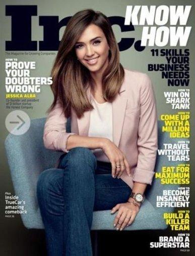 INC, Entrepreneur, or Fast Company Magazine  $4.50/yr