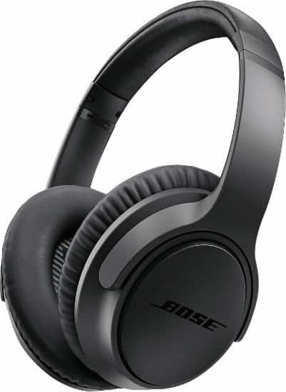Bose SoundTrue Around-Ear Headphones II = $89.99 @BestBuy ($90 off)